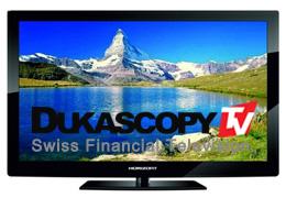 Форекс телевидение от Дукаскопи банка.