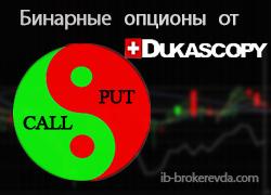 Бинарные опционы новости от Dukascopy Bank