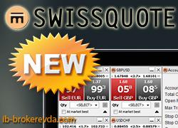 Новости от Swissquote Bank.