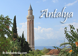 Куда сходить в Анталии?