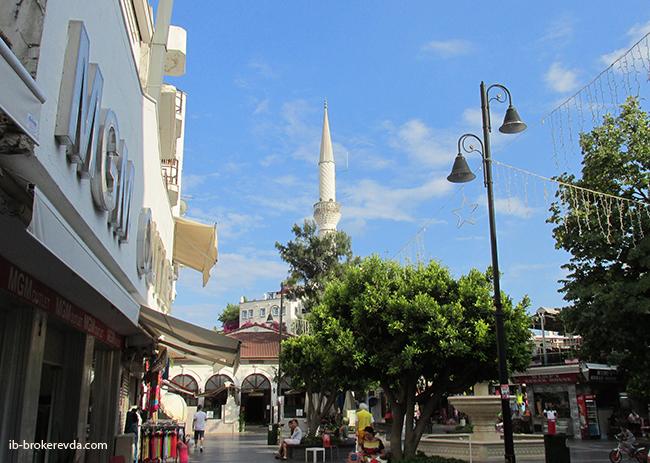 Мармарис. Мечеть