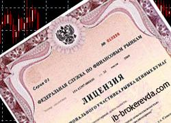 Отзыв лицензии форекс брокеров